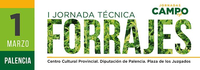 CAMPO organiza la primera Jornada de Forrajes el 1 de marzo en Palencia